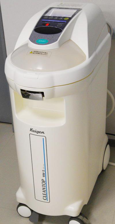 自動洗浄機