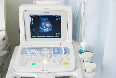 頸動脈超音波検査器機